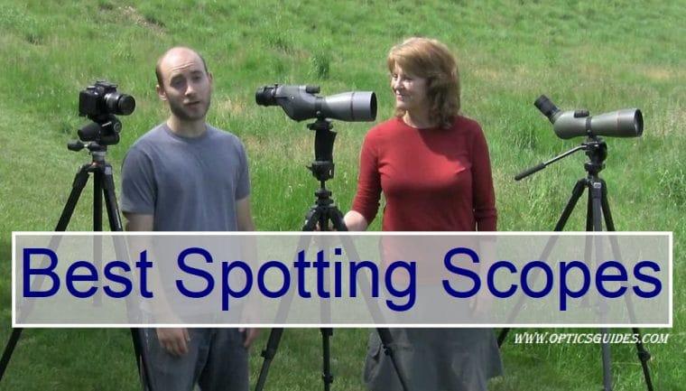 Best Spotting Scopes Reviews