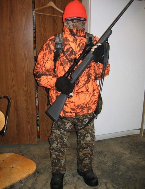 deer hunting equipment