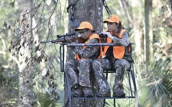 how to start deer hunting
