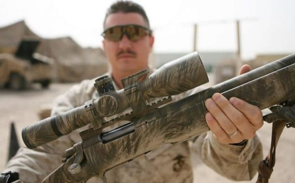 best scout rifle scopes