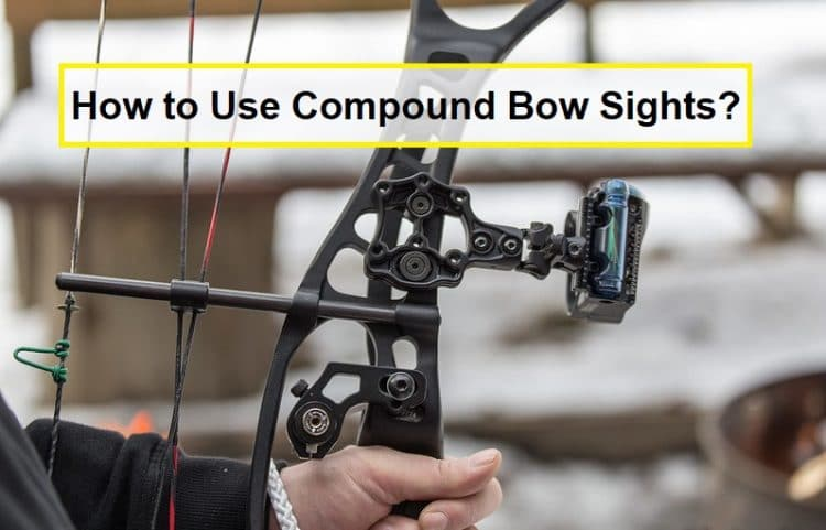 How to Use Compound Bow Sights?