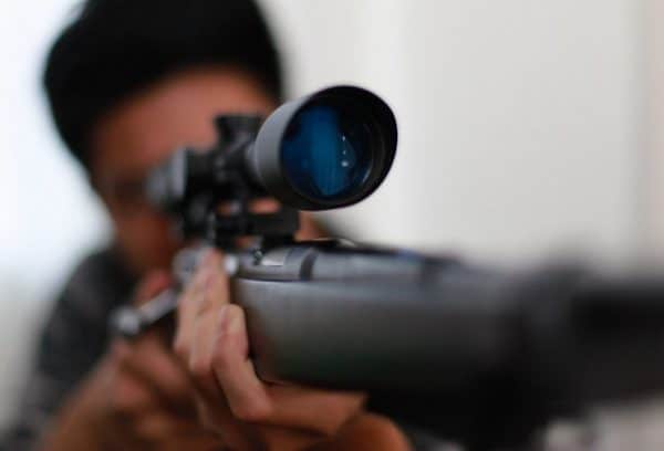 How to Use a Sniper Scope